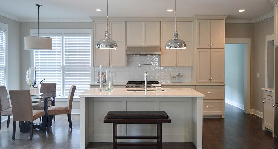 HR Staging and Design - Atlanta GA - Kitchen Staging