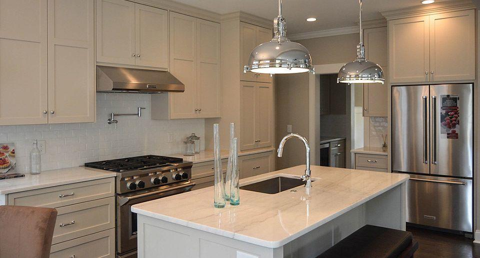 HR Staging and Design - Atlanta GA - main Kitchen Staging