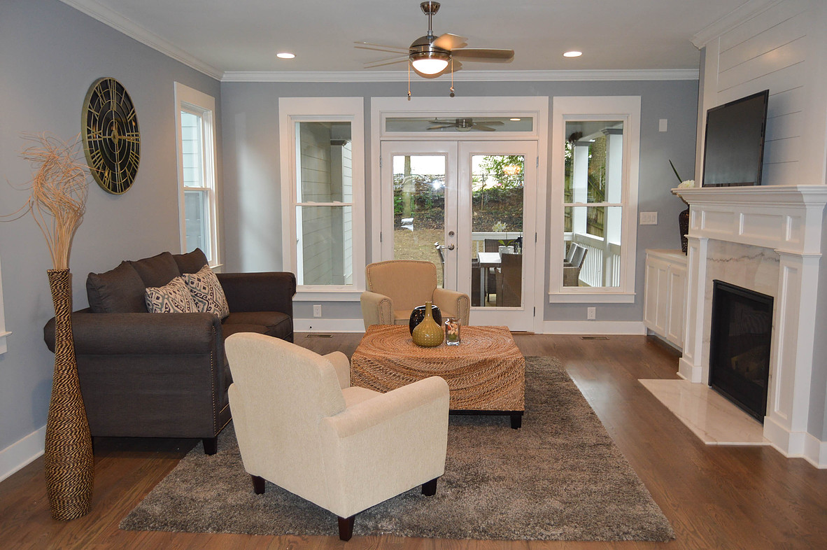 Home Staging in Atlanta GA - Iverson Project2