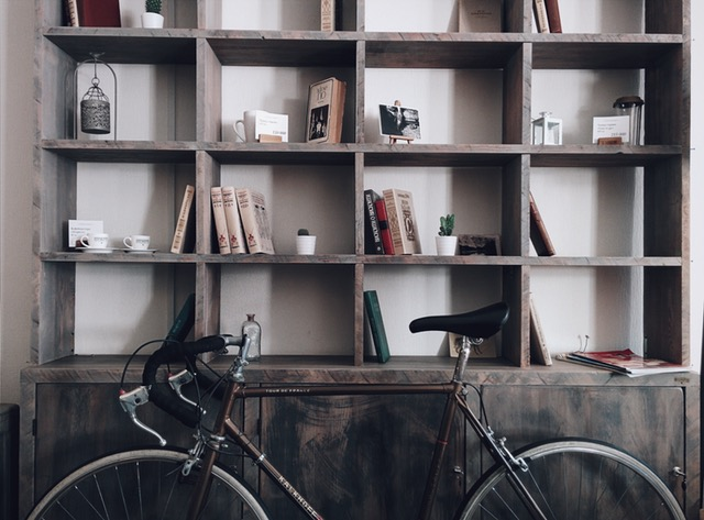 How to Design Your Home With Books
