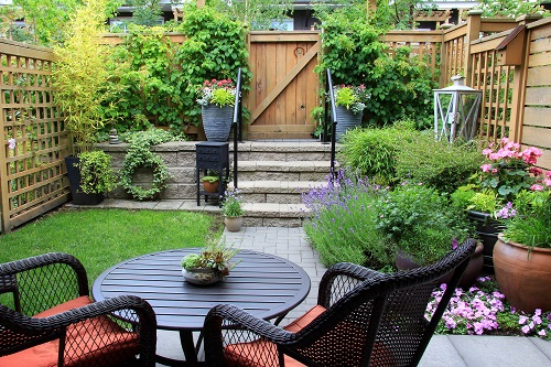 Your Small Backyard Can Still be a Focal Point