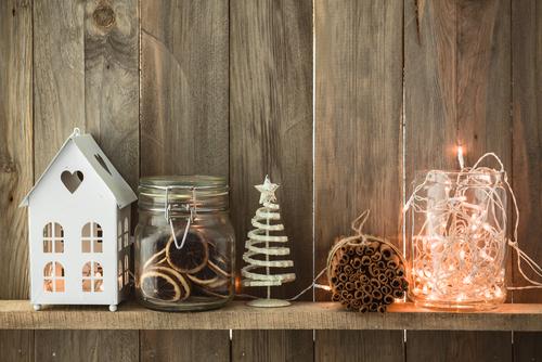 Holiday Staging Christmas Decor