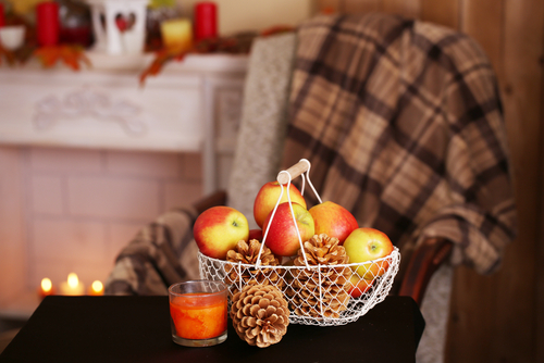 Staging Tips for Selling During the Fall