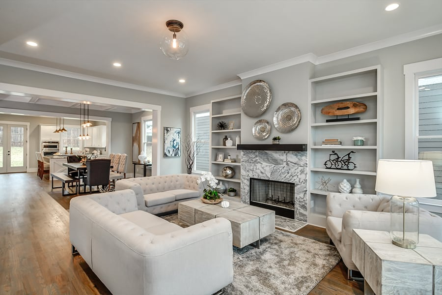 718 Mercer - Home Staging Atlanta
