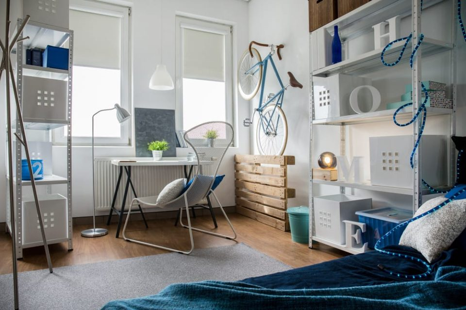 5 Ways to Bring Style To Your Dorm Room