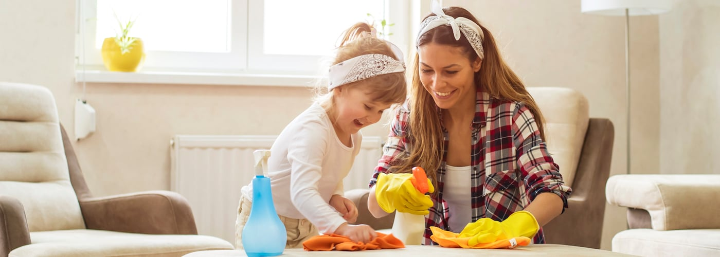 Top 9 Spring Cleaning Tips