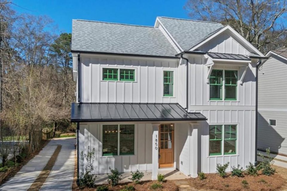 1. Professional Home Staging In Atlanta - HR Staging and Design