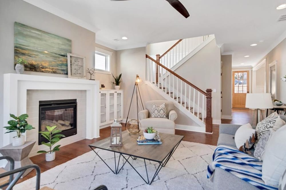 6. Professional Home Staging In Atlanta - HR Staging and Design