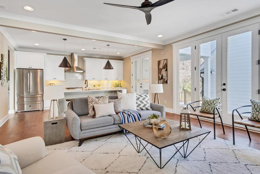 8. Professional Home Staging In Atlanta - HR Staging and Design