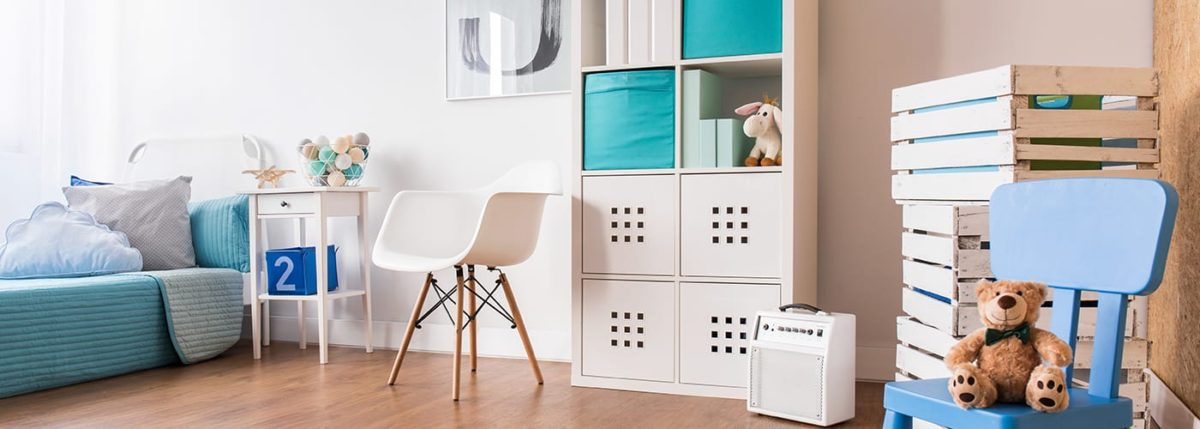 Ways to Stage a Kid's Room