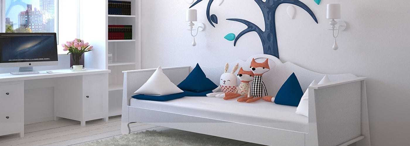 Ways to Stage a Room For Kids