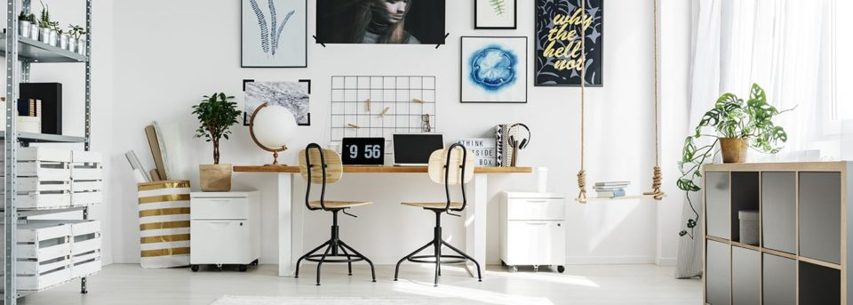 Ways to Create a Home Office