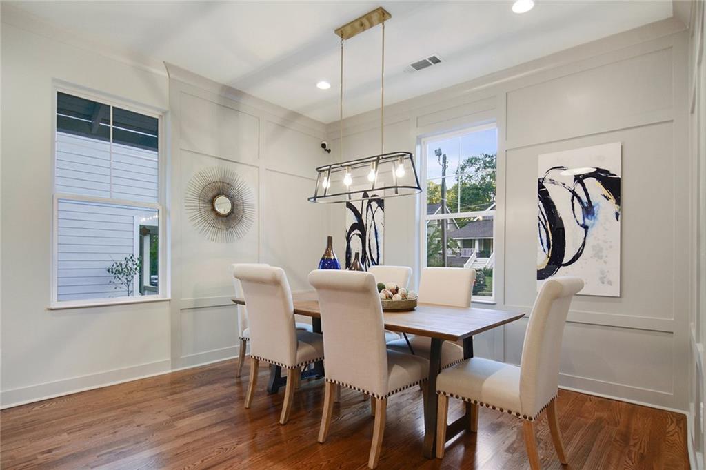 H&R Staging and Design home staging atlanta - 145 Holiday Ave NE Atlanta GA 30307